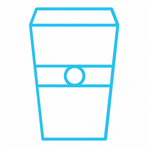 coffee, coffee-to-go, cup, paper cup, tea, warm icon