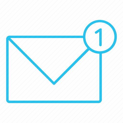 comment, email, envelope, letter, mail, message, new icon