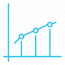 chart, optimization, performance, revenue, statistics, stats icon