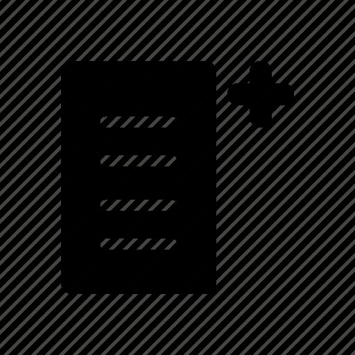 Bill, checklist, document, invoice icon - Download on Iconfinder