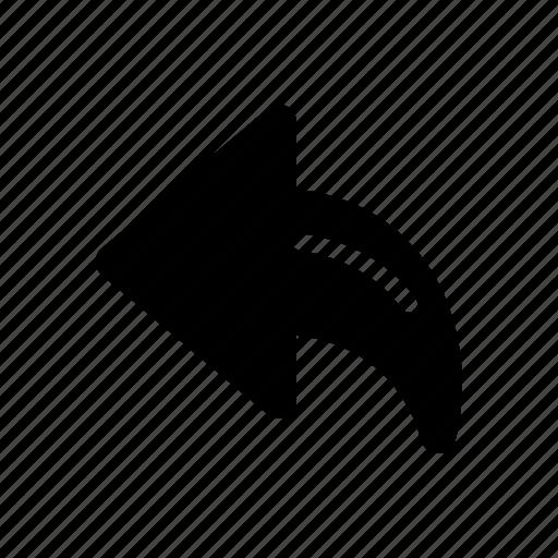 Arrow, left, navigation, ui, back, previous icon - Download on Iconfinder