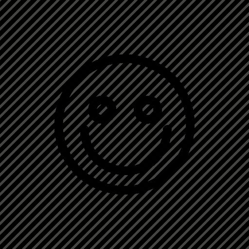 Emoji, emoticon, emotion, face, happy, smile, smiley icon - Download on Iconfinder