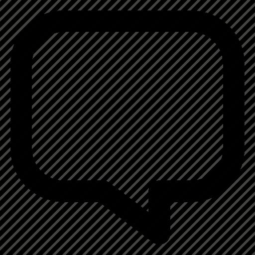 bubble conversation chat dialog comment icon iconfinder