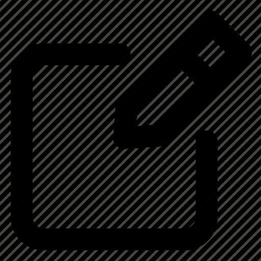 Edit, formfield, write icon - Download on Iconfinder