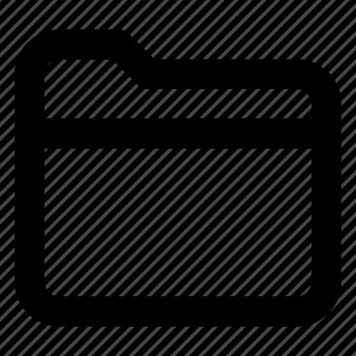 collect, folder, sort icon