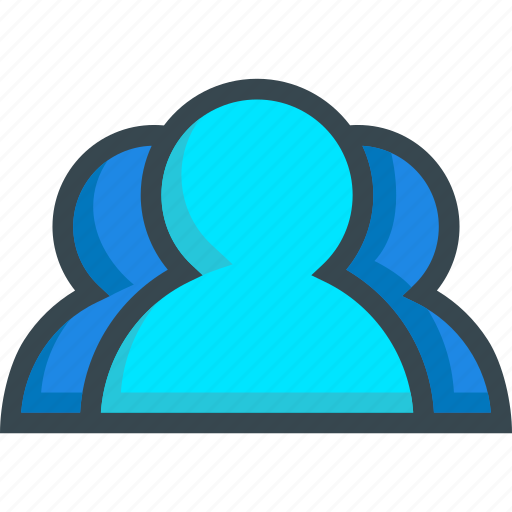 conversation, group, people, users icon