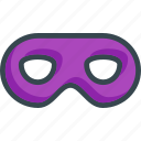 incognito, mask, mode, privacy, security icon