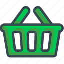 basket, buy, ecommerce, online, shop, shopping, supermarket icon