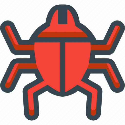 Bug, insect, malware, trojan, virus icon - Download on Iconfinder