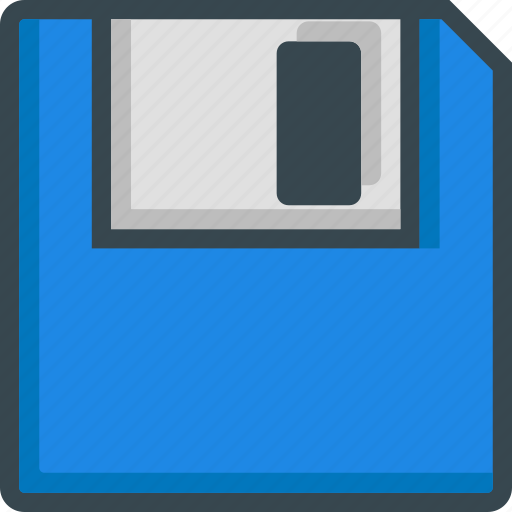 backup, diskette, drive, file, floppy, format, guardar, save icon