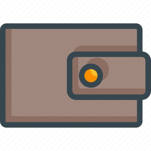 Billfold, cash, leather, money, wallet icon - Download on Iconfinder