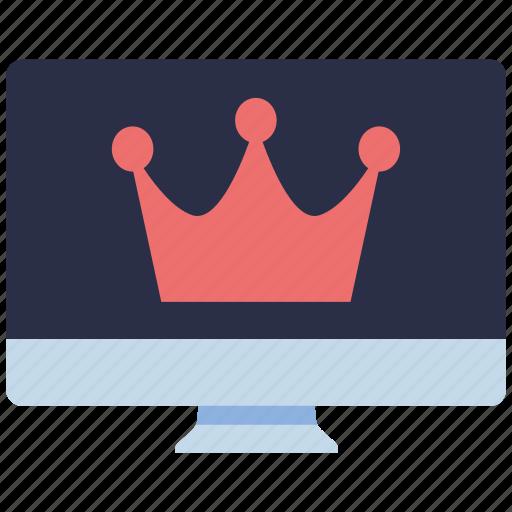 king, mobile marketing, seo icons, seo pack, seo services, web design icon