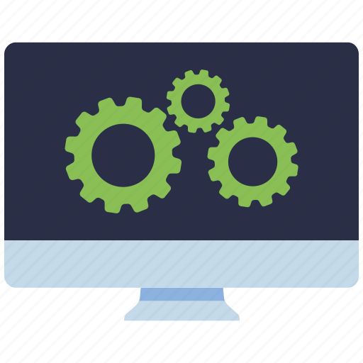 mobile marketing, seo icons, seo pack, seo services, settings, web design icon