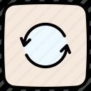 circular, arrow, synchronization, sync, synchronize, refresh, arrows
