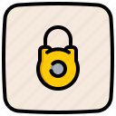 caps, lock, password, padlock, secure, locked, security