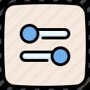 slider, adjustment, adjust, switch, tool