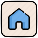 homepage, house, home, building, web