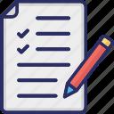checklist, sticky note, tasks, todolist