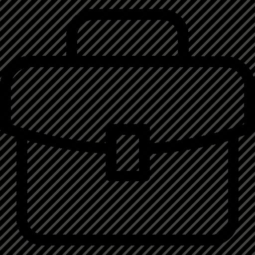 bag, briefcase, business bag, documents, portfolio icon