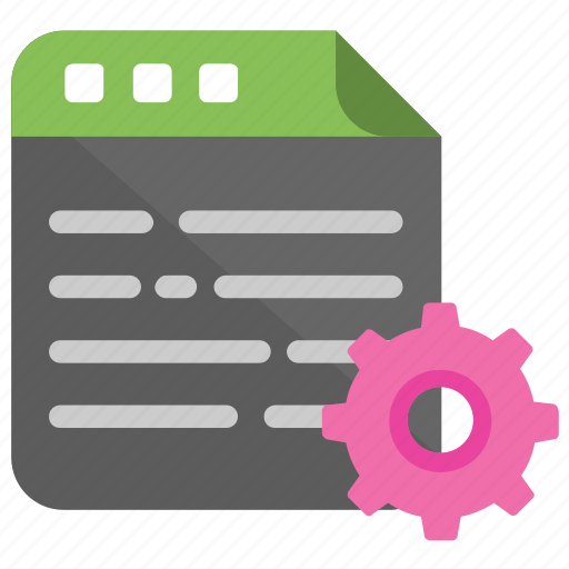 html, javascript, php, programming, web coding icon