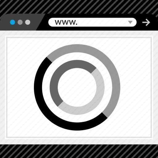 data, internet, online, www icon