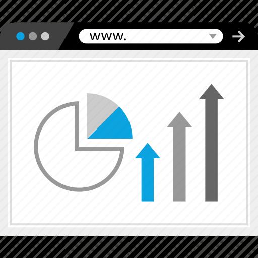 ads, data, facebook, web icon