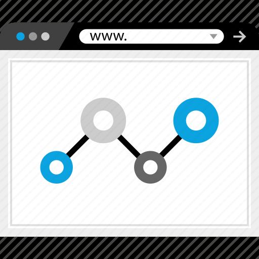 data, facebook, seo, web icon