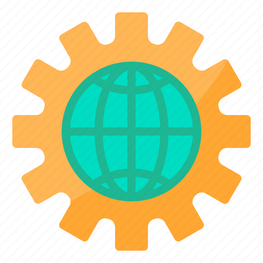 browser, computing, globalization, interface, internet icon