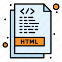 page, html, coding, document