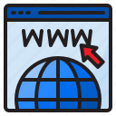 www, browser, internet, online, website