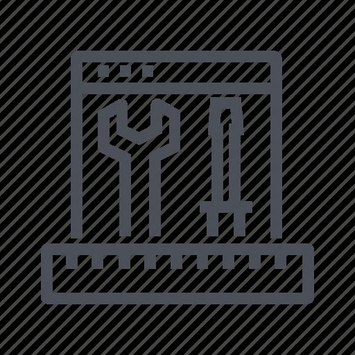 customer, maintenance, service, services, site icon