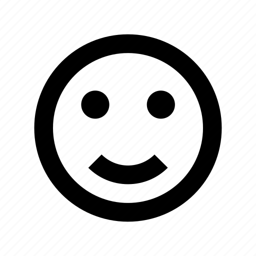 emoticon, happy face, happy smiley, smiley, smiley face icon