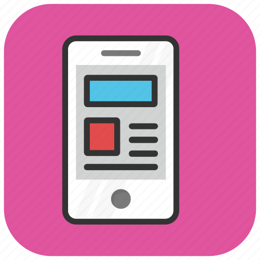 android phone, app design, mobile app, mobile graphics, mobile ui icon