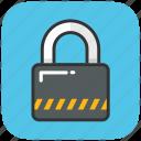 lock, padlock, password, privacy, security