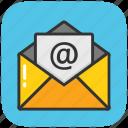 email, email message, inbox, newsletter, online correspondence