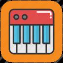 clavichord, music, musical instrument, piano, pianoforte