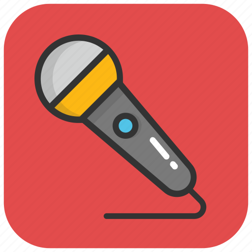 megaphone, mic, microphone, mike, sound icon