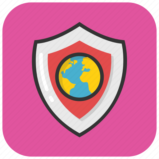 defend, firewall, network protection, safety, shield icon