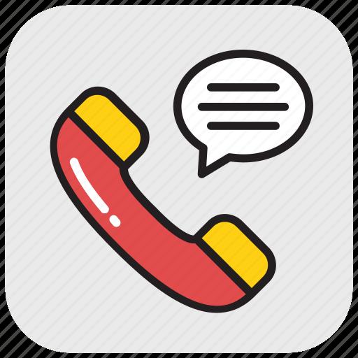 call, helpline, hotline, phone service, telecommunication icon