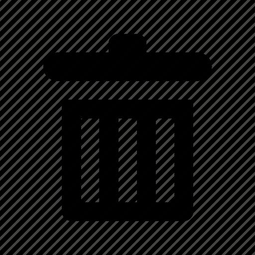 Dustbin, garbage can, recycle bin, rubbish bin, trash bin icon - Download on Iconfinder