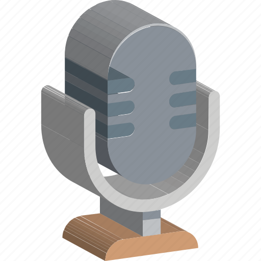 Mic, microphone, recording, speak, speech icon - Download on Iconfinder