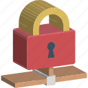 lock, padlock, password, secure, secure sharing, security, sharing icon