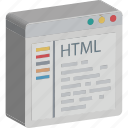 html, html coding, programming, source code, web development