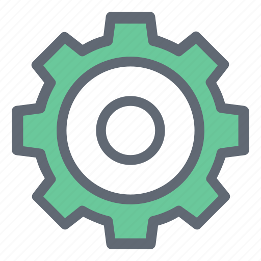 Cog, cogwheel, gear, options, setting icon - Download on Iconfinder