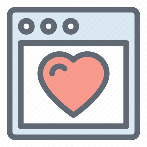 Heart, heart card, love, valentine card, valentine greeting icon - Download on Iconfinder