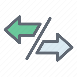 arrow, directional arrow, navigational arrow, right arrow, right direction icon