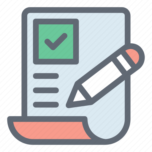 Agenda, checklist, plan list, schedule, to do icon  Agenda, checkli...