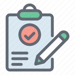 add document, add to schedule, new appointments, new checklist, new document icon