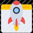 rocket, missile, launch, spacecraft, startup