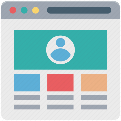 design, web layout, web stracture, web template, webpage, wireframe icon